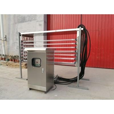 滁州城镇污水厂用明渠紫外线消毒模块生产发货