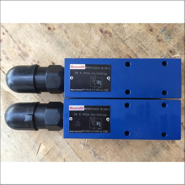 力士乐 电磁阀 DA6VP2A-5X 200FSM