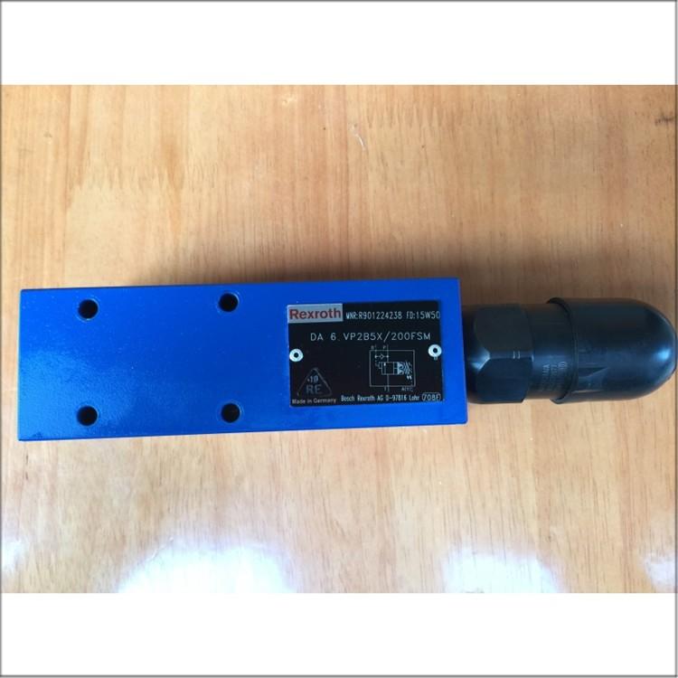 力士乐 电磁阀 DA6VP2B5X 200FSM