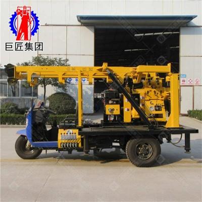 直销XYC-200A三轮车载液压岩芯钻机 车载钻机效率高