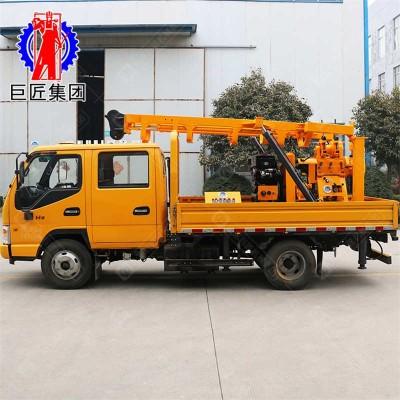 车载钻机 地质勘探岩心钻机 取样钻机华夏巨匠XYC-200型