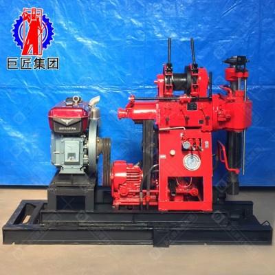 供应XY-150液压岩芯钻机巨匠集团150米地质钻机