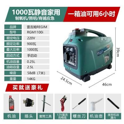 广东雷吉姆1KW小型发电机