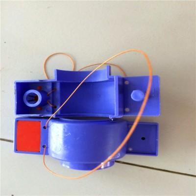 供应水表防盗卡扣 水表接头塑料封圈厂家定做