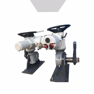 直行程高压精密铸造铝合金执行器 IQ18