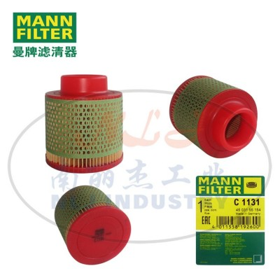 MANN-FILTER曼牌滤清器空滤C1131空气滤芯