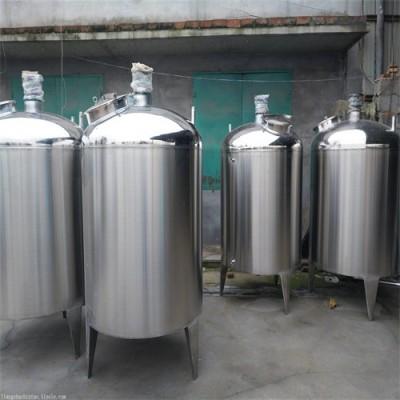 邓州鸿谦304不锈钢反应釜 加热混合立式搅拌罐保质保量